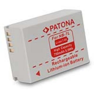 Baterie PATONA kompatibilní s Canon NB-7L
