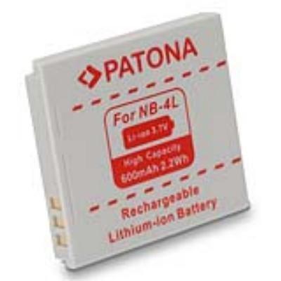 Baterie PATONA kompatibilní s Canon NB-4L