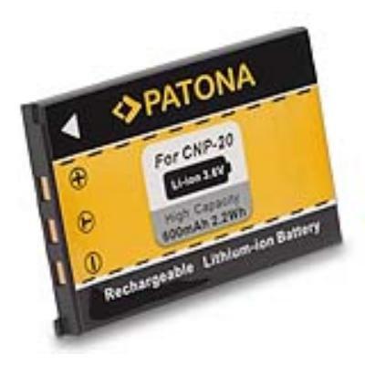 Baterie PATONA kompatibilní s Casio NP-20