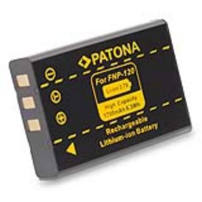 Baterie PATONA kompatibilní s Fuji NP-120