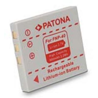Baterie PATONA kompatibilní s Fuji NP-40