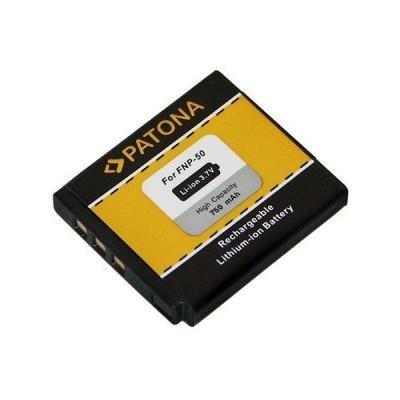 Baterie PATONA kompatibilní s Fuji NP-50