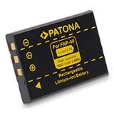 Baterie PATONA kompatibilní s Fuji NP-60