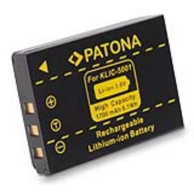Baterie PATONA kompatibilní s Kodak KLIC 5001
