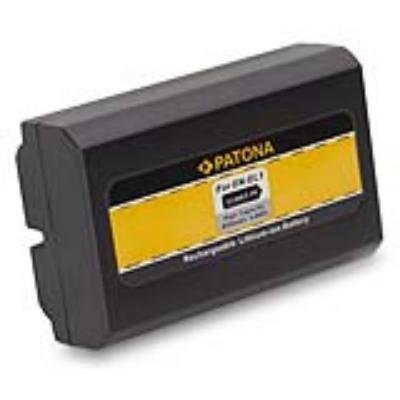 Baterie PATONA kompatibilní s Nikon ENEL1