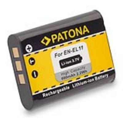 Baterie PATONA kompatibilní s Nikon EN-EL11