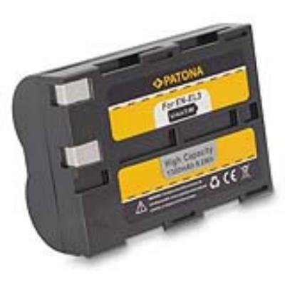 Baterie PATONA kompatibilní s Nikon EN-EL3