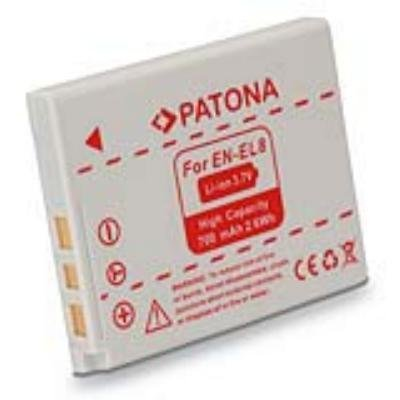 Baterie PATONA kompatibilní s Nikon EN-EL8