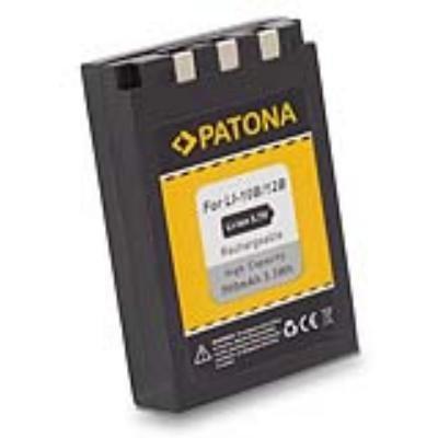 Baterie PATONA kompatibilní Olympus Li-12B Li-10B