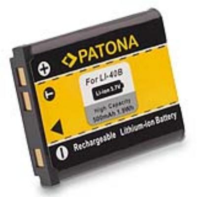 Baterie PATONA kompatibilní Olympus Li-40B Li-42B