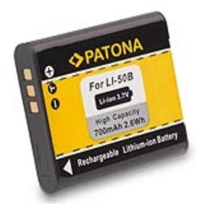Baterie PATONA kompatibilní s Olympus Li-50B