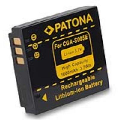 Baterie PATONA kompatibilní s Panasonic CGA-S005