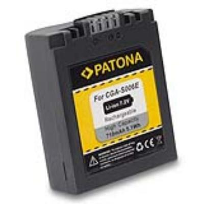 Baterie PATONA kompatibilní s Panasonic CGA-S006E