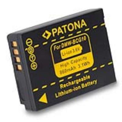 Baterie PATONA kompatibilní s Panasonic DMW-BCG10