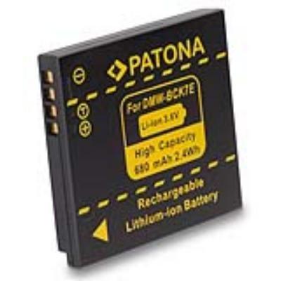 Baterie PATONA kompatibilní s Panasonic DMW-BCK7E
