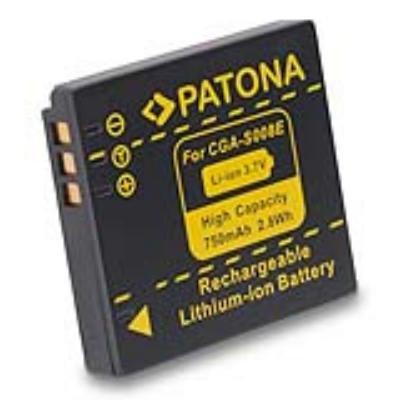 Baterie PATONA kompatibilní s Panasonic S008E