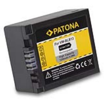 Baterie PATONA kompatibilní s Panasonic VW-BLB13