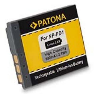 Baterie PATONA kompatibilní s Sony NP-FD1 NP-BD1