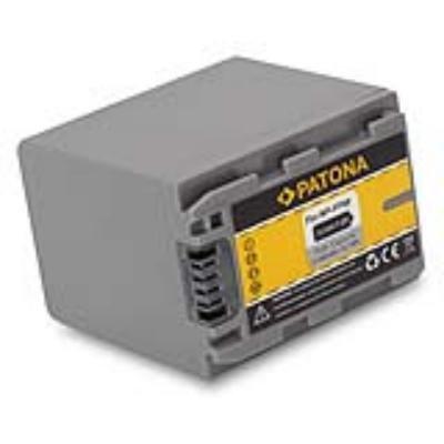 Baterie PATONA kompatibilní s Sony NP-FP60