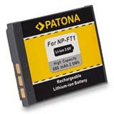 Baterie PATONA kompatibilní s Sony NP-FT1