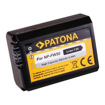 Baterie PATONA kompatibilní s Sony NP-FW50