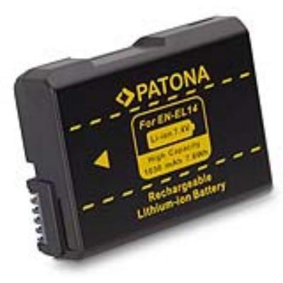 Baterie PATONA kompatibilní s Nikon ENEL14