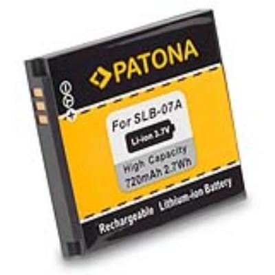 Baterie PATONA kompatibilní s Samsung SLB-07A