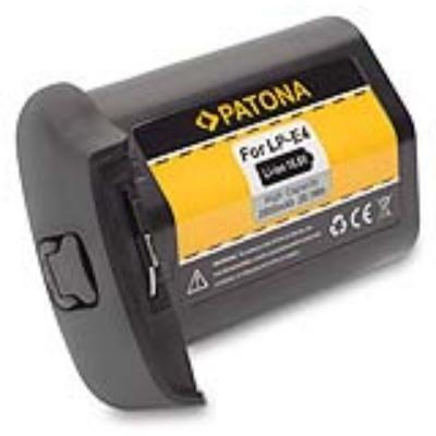 Baterie PATONA kompatibilní s Canon LP-E4