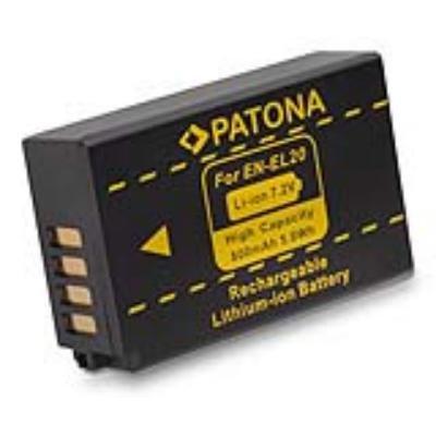 Baterie PATONA kompatibilní s Nikon ENEL20