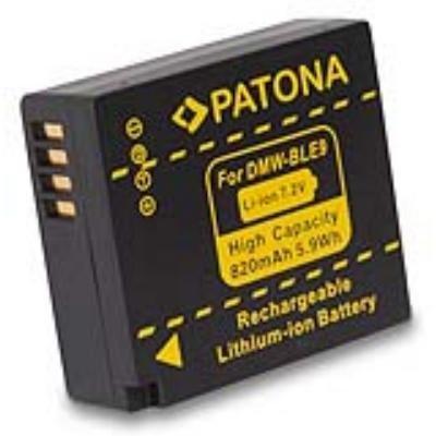Baterie PATONA kompatibilní s Panasonic DMW-BLE9