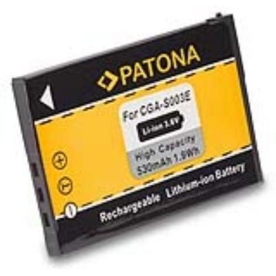 Baterie PATONA kompatibilní s Panasonic CGA-S003E