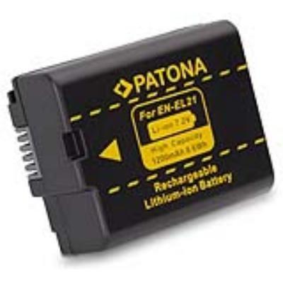 Baterie PATONA kompatibilní s Nikon ENEL21