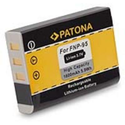 Baterie PATONA kompatibilní s Fuji NP-95