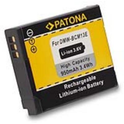 Baterie PATONA kompatibilní s Panasonic DMW-BCM13
