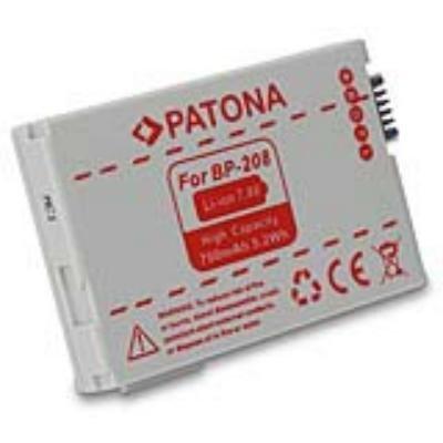Baterie PATONA kompatibilní s Canon BP208