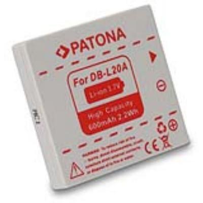 Baterie PATONA kompatibilní s Sanyo DB L20