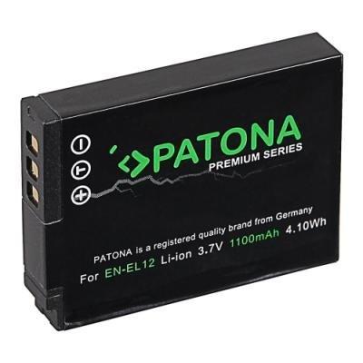 Baterie PATONA kompatibilní s Nikon EN-EL12