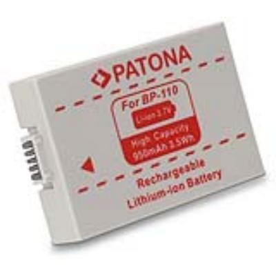 Baterie PATONA kompatibilní s Canon BP-110