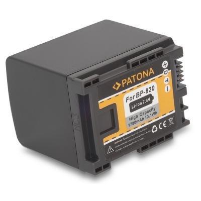 Baterie PATONA kompatibilní s Canon BP-820