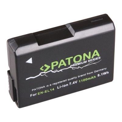 Baterie PATONA kompatibilní s Nikon EN-EL14