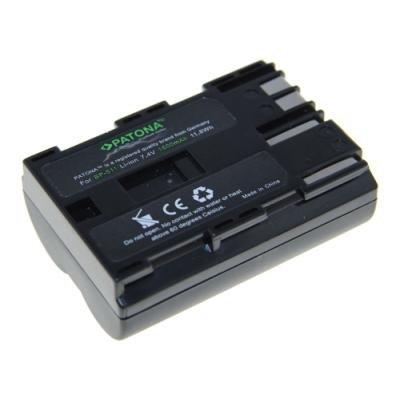 Baterie PATONA kompatibilní s Canon BP-11