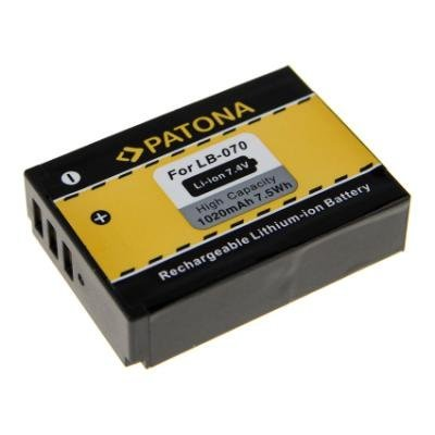 Baterie PATONA kompatibilní s Kodak LB-070