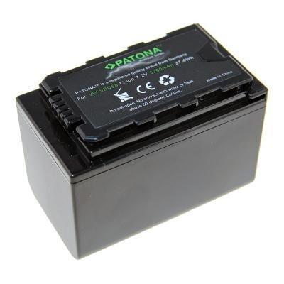 Baterie PATONA kompatibilní s Panasonic VW-VBD58