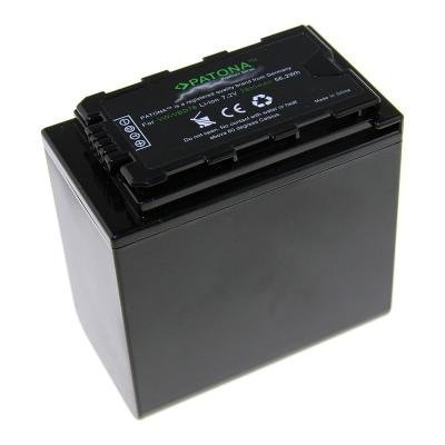 Baterie PATONA kompatibilní s Panasonic VW-VBD78