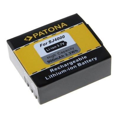 PATONA baterie pro digitální kameru Rollei AC300/ 310/ 330/ 333/ 300 Plus/ 350/ 415/ 900mAh Li-Ion