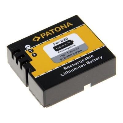 Baterie PATONA kompatibilní s AEE D30