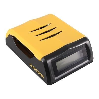 Nabíječka PATONA HighSpeed s LCD AA/AAA