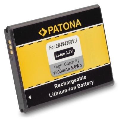 Baterie PATONA pro Samsung 1500mAh