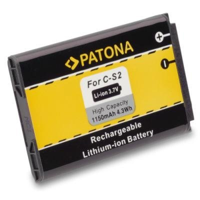 Baterie PATONA pro Blackberry 1150mAh