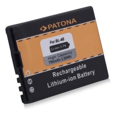 Baterie PATONA kompatibilní s Nokia BL-4B 700mAh